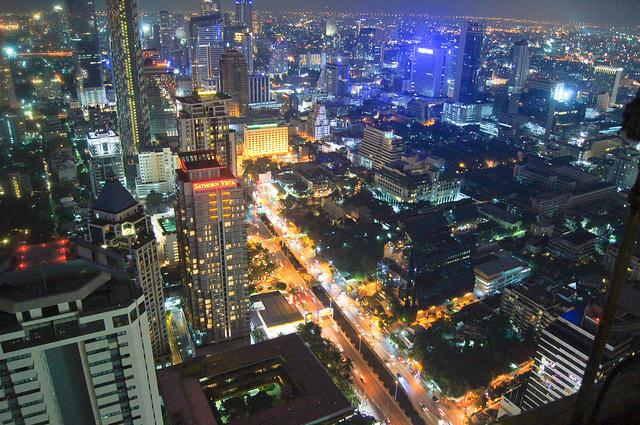 New Year Eve Bangkok