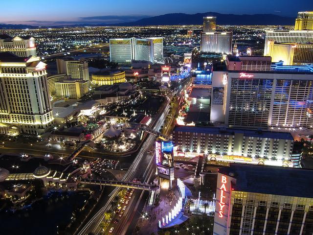 New Year Eve Las Vegas
