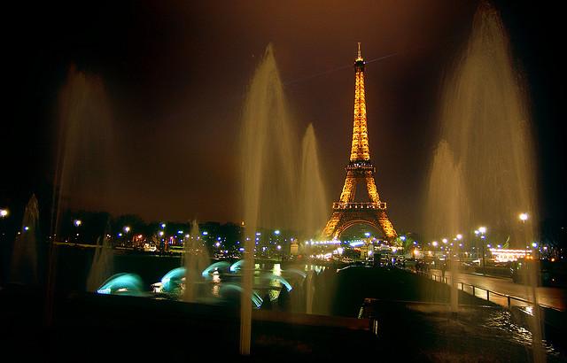 New Year Eve Paris