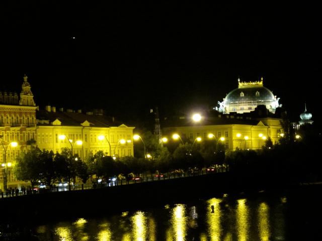 New Year at Prague