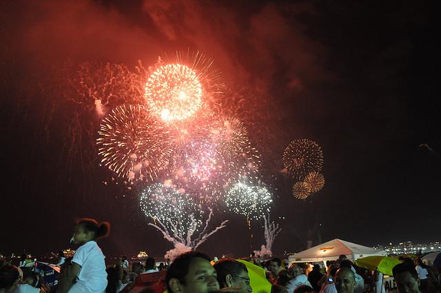 New Year Eve Rio de Janeiro