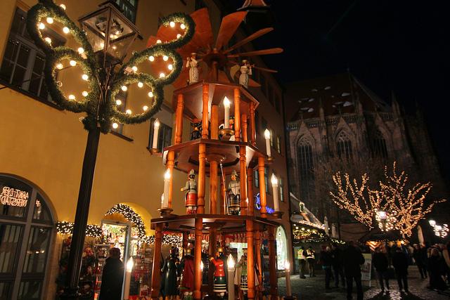 Christmas in Nuremberg, Germany