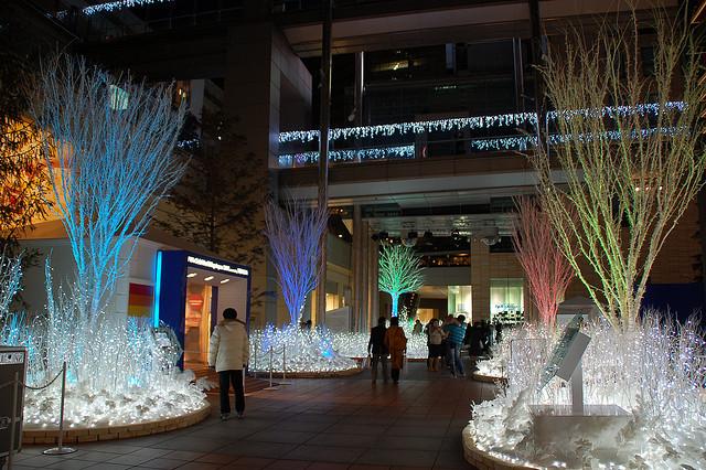 Christmas in Tokyo, Japan