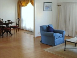 Apartment with terrace in Recoleta. Up to 6 people.