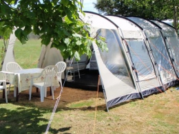Camping from-16,50, Rental Caravan Tent from-100,00