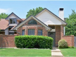 Nice Duplex for Rent in Colleyville-Herritage school district.