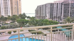 Gorgeous Brickell Key with Bay View